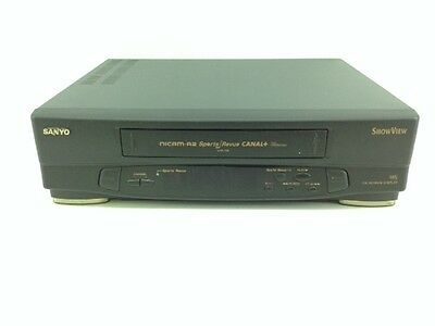 Reproductor Video Vhs Sanyo Vhr-795 2104653
