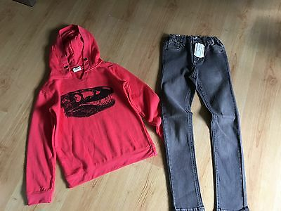 boys jumper dinousaur size 8 cotton on . size 9 jeans