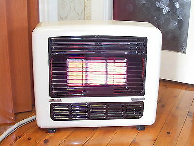RINNAI GRANADA MK2 Natural Gas HEATER Sydney pickup only