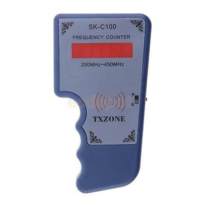 Digital Frequency Signal Counter Meter Detector for RF Remote Control