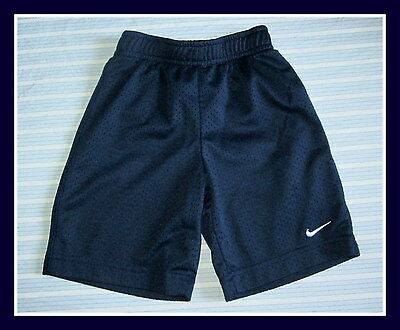 Boys NIKE Navy Blue Shorts Size 4T