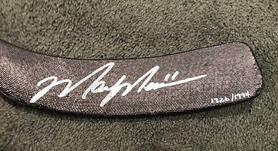 Ny New York Rangers Mark Messier 94 Cup Autographed Hockey Stick Steiner Coa