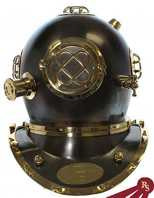 DIVER HELMET - Morse Reproduction - FULL SIZED MARK V