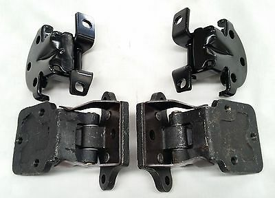Datsun Nissan Sunny B110 1200 Ute Sedan Wagon Door Hinge Upper Lower Left Right