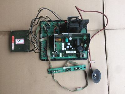Nanao Arcade Monitor Chassis  MS9-29T  Working #S-5