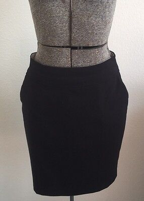 H&M Women's Black Skirt Size 8