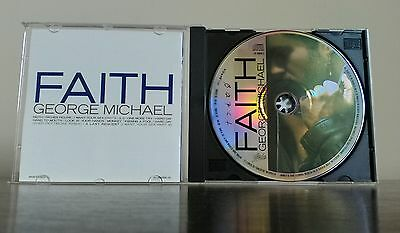 George Michael FAITH Picture Disc CD - Perfect condition