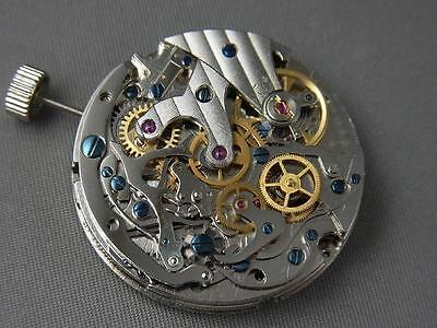 Seagull TY2901 - ST1901 manual 2 register chronograph movement@Ebay Lowest Price