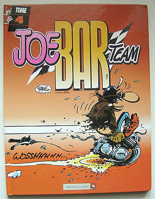 BD Joe Bar team n°4 1997 - très bon état