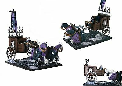 Mordheim Human Warband Cart Warhammer Well Painted