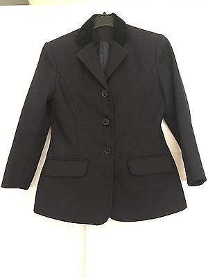 Mears Navy Showing Jacket Size 28