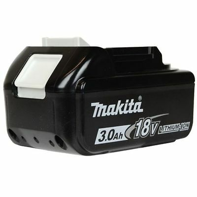 MAKITA batteria litio 18v 3ah lxt originale BL1830