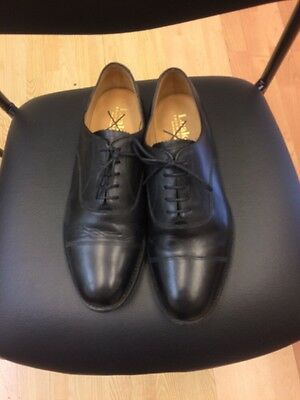 Used Loake Oxfords Toe Cap  Men's Shoes Size 8.5