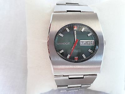 SANDOZ  Automatic 25 Jewels - Swiss Made Watch NOS
