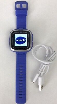 Vtech Kidizoom Smart Watch Educational Toy Blue