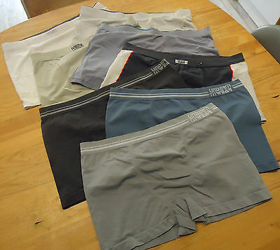 Neuf  Lot De 8 Calecon Boxer  46/48  - 706