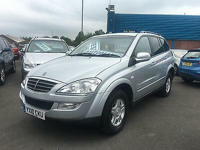 Ssangyong Kyron 2.0TD auto 2008MY S