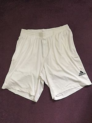 Adidas Mens ClimaCool  BERMUDA Tennis Shorts - BRAND NEW WITH TAGS - Size UK M