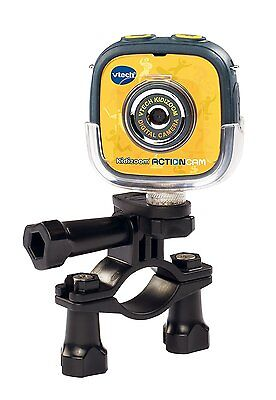 VTech 170703 KidiZoom Action Cam Grey & Yellow 49.99 rrp