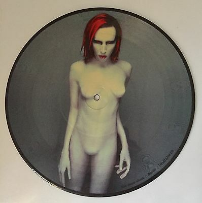 "Marilyn Manson The Dope Show 10"" Picture Disc"