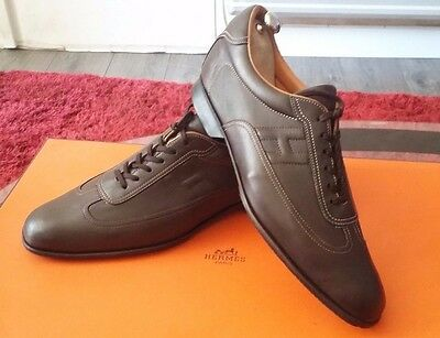 HERMES  homme  CHAUSSURES  100% authentique taille 8 - 42