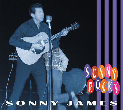 Sonny James - Sonny James - Sonny Rocks - Rock & Roll