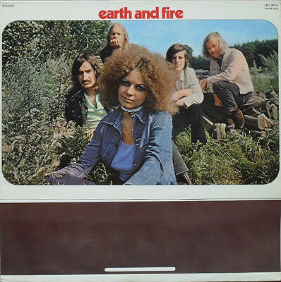 Earth And Fire – Earth And Fire TEST PRESSING ULTRA RARE ,WITHE LABEL