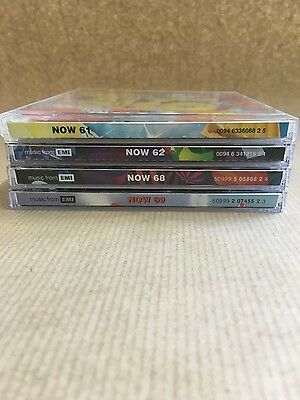 Now That's What I Call Music Cds Albums Joblot Bundle