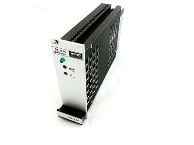 Vero Electronics Pk60 116-033433H Monovolt Power Supply 24V 2.5 Amp