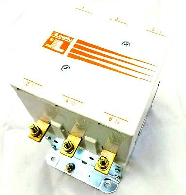 Lovato 11B115 00 110 110Amp Contactor 3 Pole With Ac Rated Coil 110-125V 50/60Hz