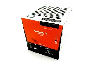 Weidmuller 8951370000 Pro-M Cp M Snt 500W 24V 20A Power Supply