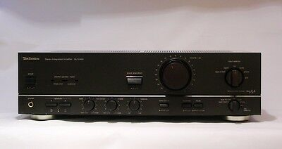 Technics SU-V460 Stereo Integrated Amplifier ,Class AA phono stage fast auction
