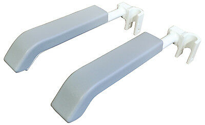 Aidapt Pair Of Armrests For Bewl Shower Chair