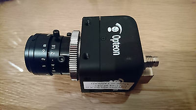 Opteon 16749 B1A060 with lens computar EX1.5C machine vision camera