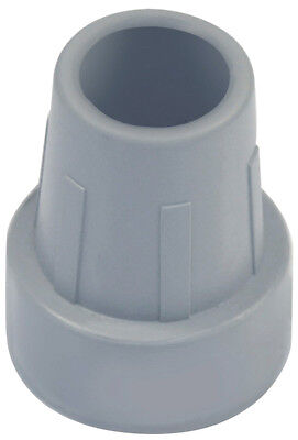 Aidapt Replacement Grey Rubber Ferrule 19mm Grey For Walking Sticks