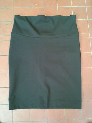 RIPE Maternity Black  Skirt Size S