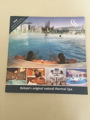 4tickets At Any Time To Britains Original Natural Thermae Bath Spa
