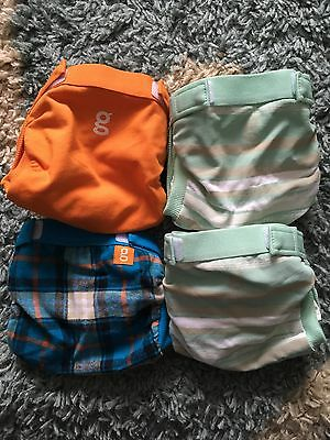 g gnappies reusable washable nappy's small newborn and up