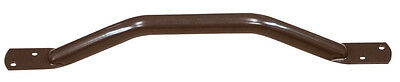 Aidapt Solo Easigrip Steel Grab Bar (Size Length: 450 Mm (18inch)) 450mm Brown