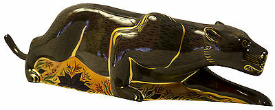 Royal Crown Derby, The Black Panther