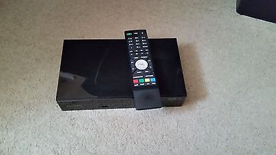 Philips HDTP 8530 500GB Freeview+ HD Twin Tuner TV PVR Digital Recorder