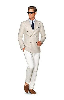 Suitsupply DB madison jacket size 54L EU/ 44L US. Brand new with suitbag
