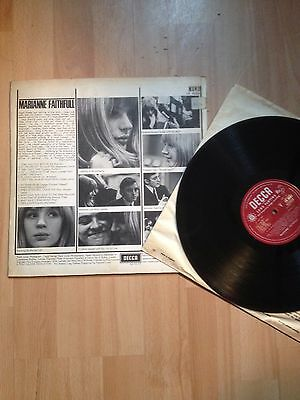 Marianne Faithfull- Original Lp - Decca