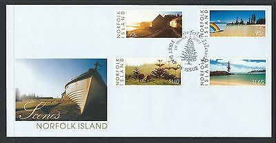 2003 NORFOLK ISLAND Photographic Scenes First Day Cover