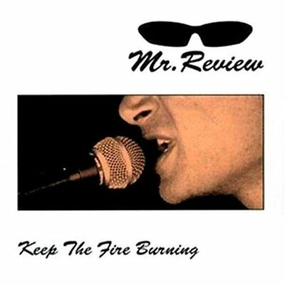 MR. REVIEW - Keep The Fire Burning LP neu*new *Ska