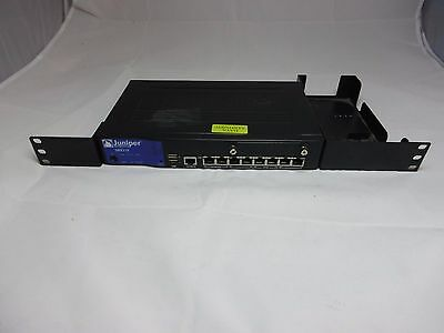 Juniper Networks SRX-210 Secure Services Gateway VPN Firewall with Rackmount