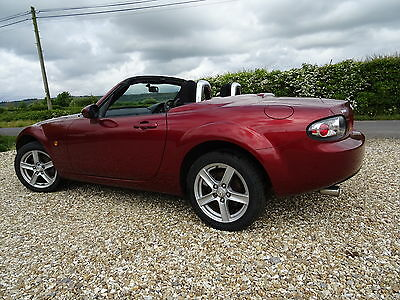 2008 MAXDA MX5 COUPE 1.8 Best Colour Best Condition