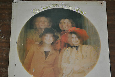Incredible String Band - I Looked Up. Original 1970 US Vinyl LP. Psych Folk.