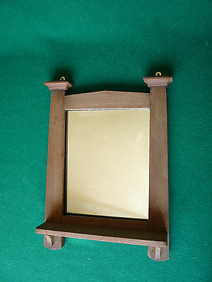 Genuine Arts & crafts Wall mirror [ small]