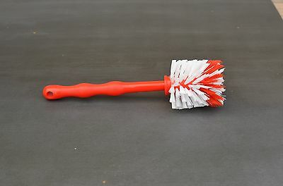 Thermomix Cleaning Brush, Colour Red